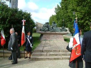 Monument commémoratif des persécutions racistes et antisémites