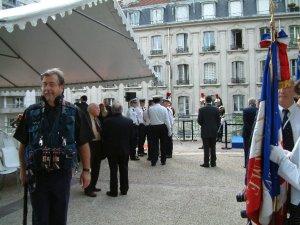 Un des caméraman du Ministère de la défense