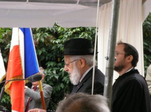 Prières par le Rabbin Olivier KAUFMANN