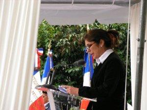 présidente de l'Amitié Judéo-Chrétienne de France, sur l'action de sauvetage