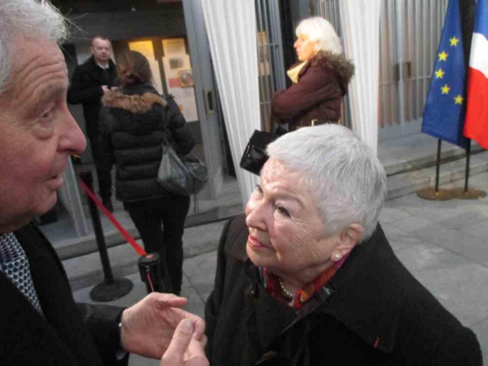 70ème anniversaire de la libération d'Auschwitz (2/6)